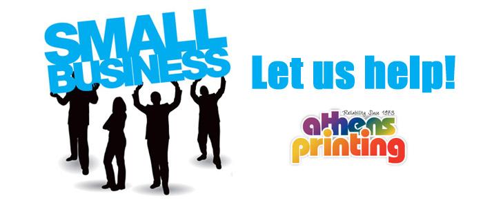 We Help You Grow Your Business Athens Printing